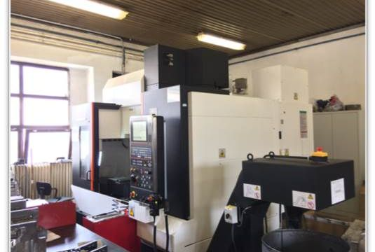 Mazak Verictal Center Smart 530C